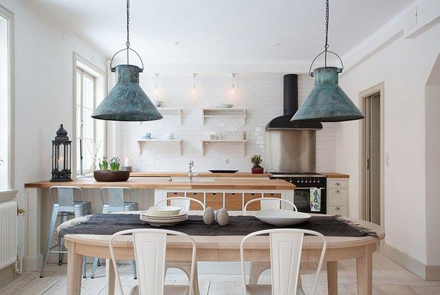 Фотография: Кухня и столовая в стиле Скандинавский, Аксессуары, Интерьер комнат, Декор – фото на INMYROOM