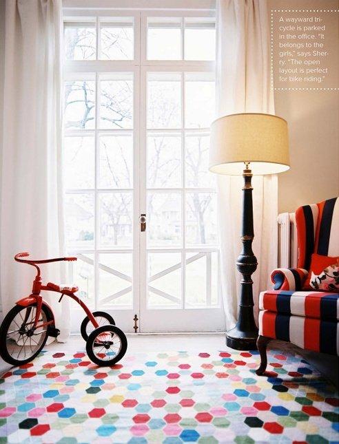 Фотография: Декор в стиле , Декор интерьера, Цвет в интерьере, Индустрия, Новости, Маркет, Ковер – фото на INMYROOM