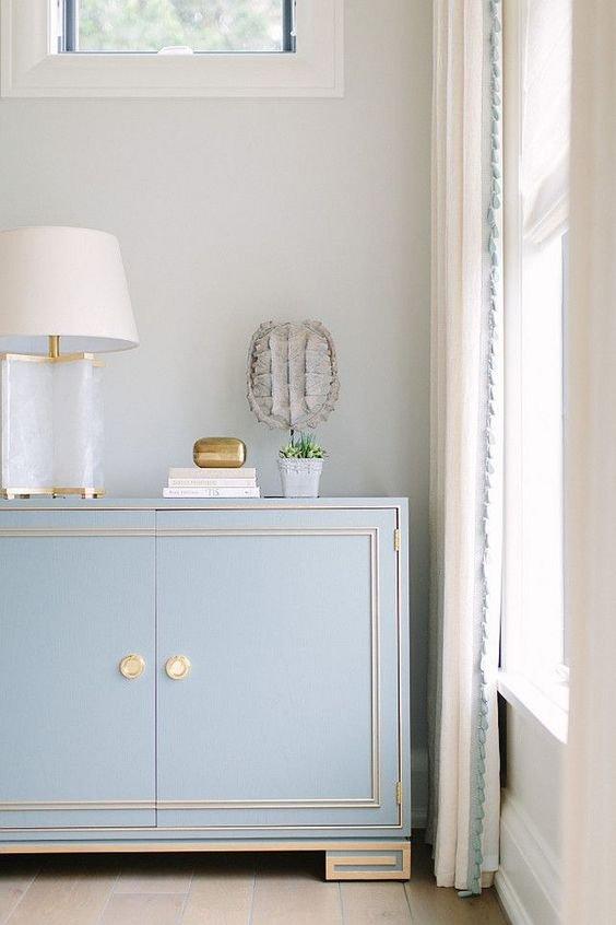 Фотография: Мебель и свет в стиле Прованс и Кантри, Декор интерьера, Зеленый, Бежевый, Серый, Розовый, Голубой – фото на INMYROOM