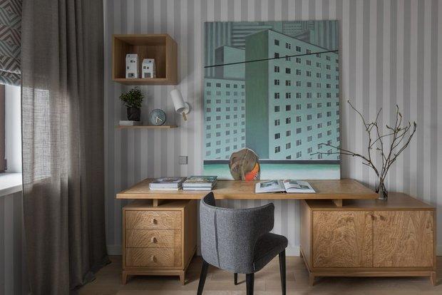 Фотография:  в стиле , Спальня, Скандинавский, Гид, уютная спальня – фото на INMYROOM