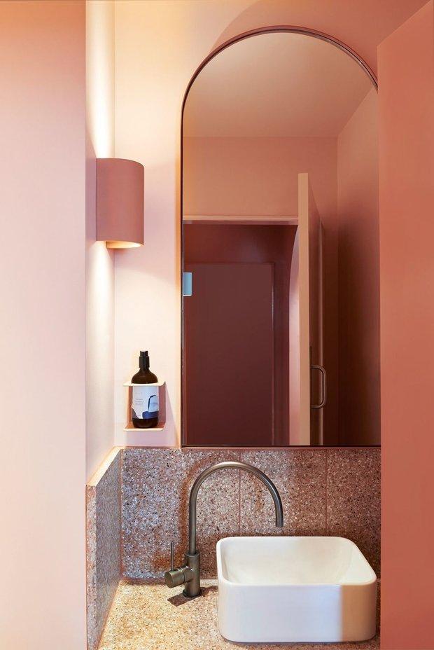 Фотография: Ванная в стиле Минимализм, Вдохновение – фото на INMYROOM