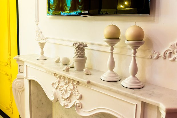 Фотография: Декор в стиле Классический, Современный, Эклектика, Спальня, Декор интерьера, Интерьер комнат – фото на INMYROOM