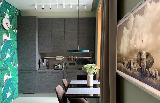 Фотография:  в стиле , Современный, Квартира, Советы, Samsung, 1 комната, до 40 метров, Монолитно-кирпичный, the frame – фото на INMYROOM