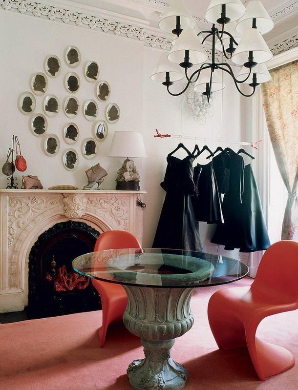 Фотография: Гостиная в стиле Эклектика, Спальня, Декор интерьера, Малогабаритная квартира, Квартира, Советы – фото на INMYROOM