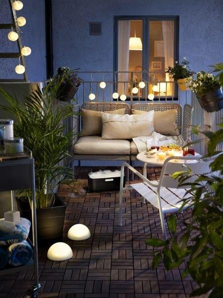 Фотография: Балкон в стиле Прованс и Кантри, Квартира, Декор, Советы, как обустроить открытый балкон, городской балкон, открытый балкон, идеи для открытого балкона – фото на INMYROOM