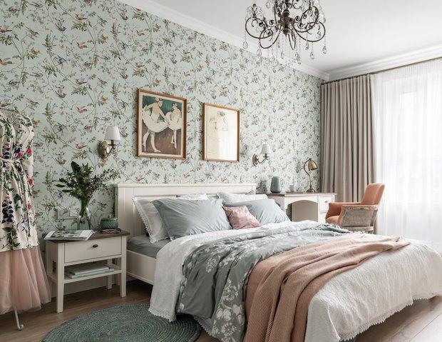 Фотография:  в стиле , Спальня, Советы, свет в спальне – фото на INMYROOM
