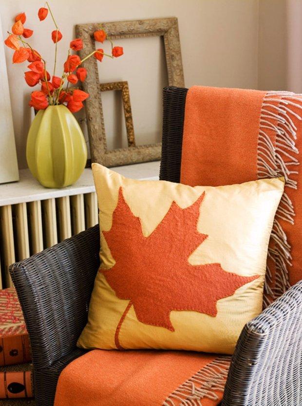 Фотография:  в стиле , Декор интерьера, Декор, бюджетный декор, handmade декор, осенний декор интерьера – фото на INMYROOM