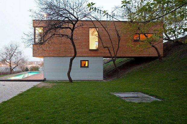 Фотография:  в стиле , Дом, Дома и квартиры – фото на INMYROOM