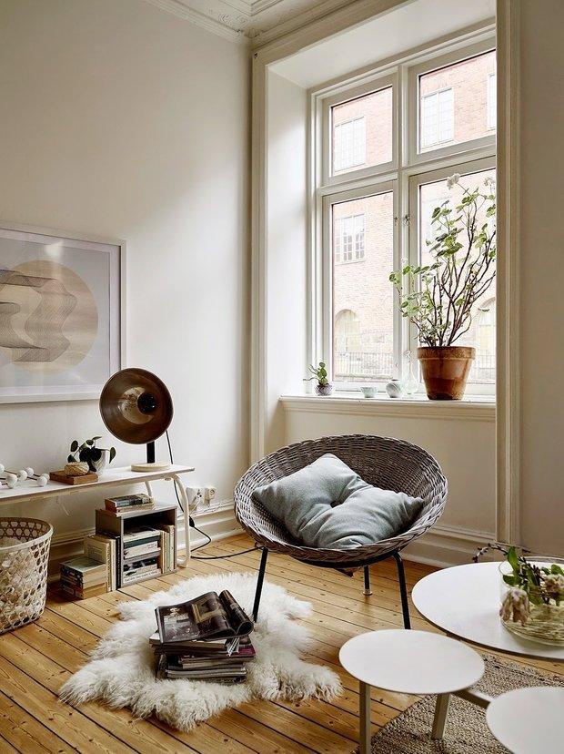 Фотография: Гостиная в стиле Скандинавский, Гид, тренды в дизайне, тренды 2020 – фото на INMYROOM