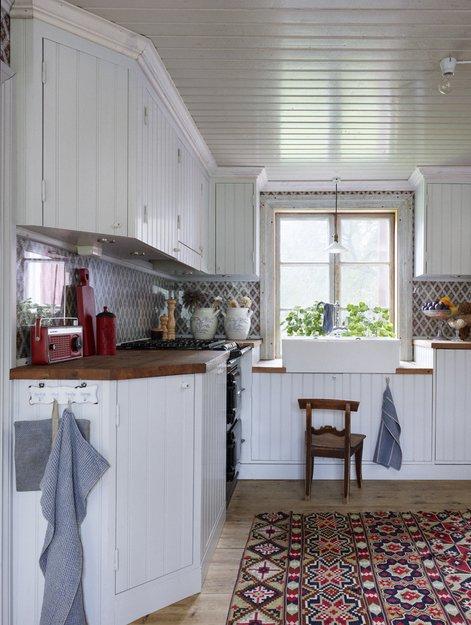 Фотография: Кухня и столовая в стиле Прованс и Кантри, Декор интерьера, Интерьер комнат – фото на INMYROOM