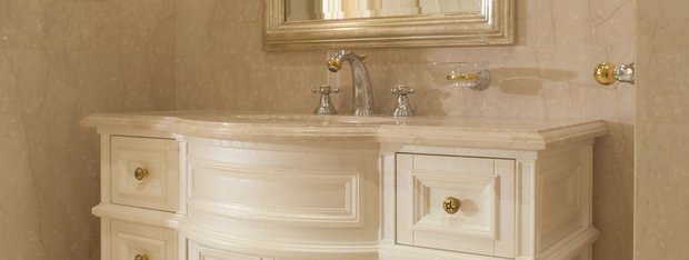 Фотография: Ванная в стиле Классический, Современный, Декор интерьера, Мебель и свет, Марат Ка – фото на INMYROOM