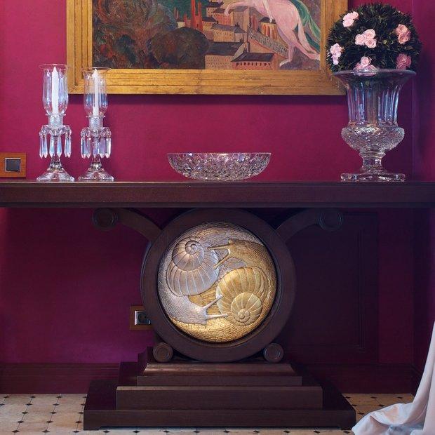 Фотография: Декор в стиле Классический, Современный, Декор интерьера, Мебель и свет, Декор дома, Марат Ка, Декоративная штукатурка, Альтокка – фото на INMYROOM