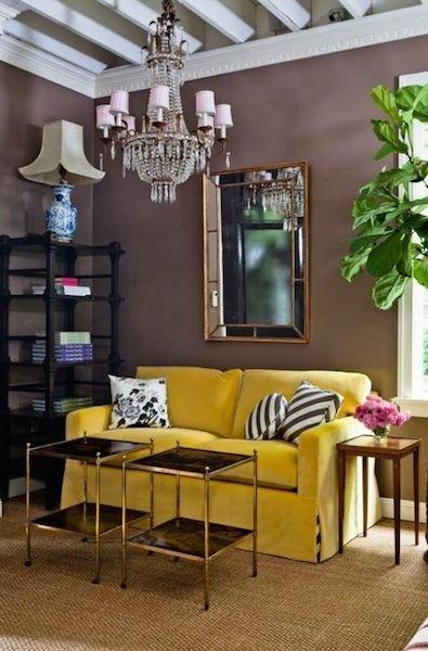 Фотография: Гостиная в стиле Восточный, Эклектика, Декор интерьера, Декор дома, Плетеная мебель – фото на INMYROOM