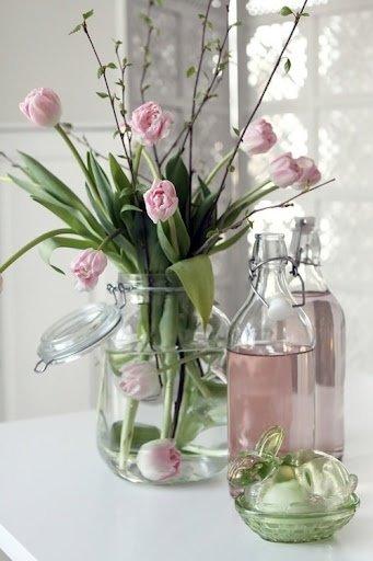 Фотография: Флористика в стиле , Декор интерьера, Советы, стекло в интерьере, пластик в интерьере, интерьерный тренд, тенденция – фото на INMYROOM
