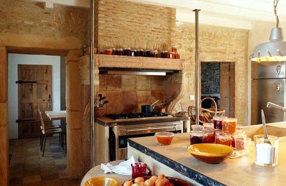 Фотография: Кухня и столовая в стиле Прованс и Кантри, Эко, Декор интерьера, Дом, Дома и квартиры, Прованс – фото на INMYROOM