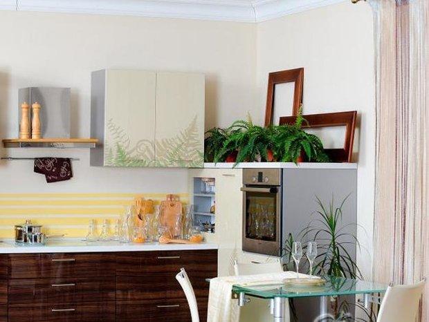 Фотография: Кухня и столовая в стиле Современный, Декор интерьера, DIY, Интерьер комнат, Текстиль, Тема месяца – фото на INMYROOM
