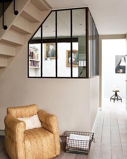 Фотография: Мебель и свет в стиле Скандинавский, Декор интерьера, Декор дома, Ширма, Перегородки – фото на INMYROOM