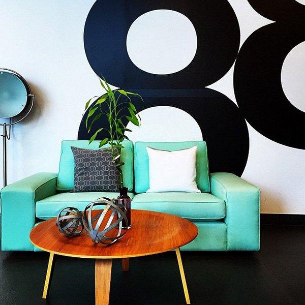 Фотография: Гостиная в стиле Лофт, Декор интерьера, Аксессуары – фото на INMYROOM