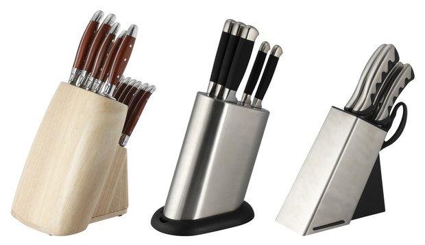 Фотография:  в стиле , кухня, мелочи для кухни, Ножи – фото на INMYROOM