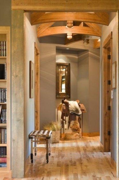 Фотография: Прихожая в стиле Прованс и Кантри, Кухня и столовая, Дизайн интерьера – фото на INMYROOM