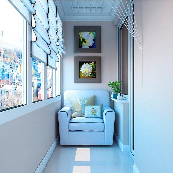 Фотография: Декор в стиле Прованс и Кантри, Балкон, Декор интерьера, Советы, идеи оформления балкона, как оформить балкон, освещение балкона, декор для балкона, полезные мелочи для балкона – фото на INMYROOM