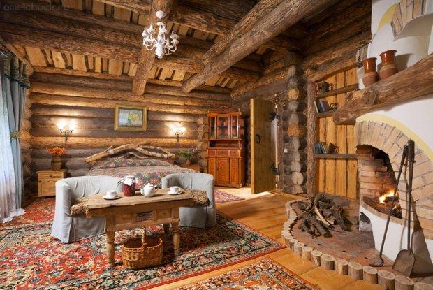 Фотография: Спальня в стиле Прованс и Кантри, Декор интерьера, Мебель и свет, Деревенский – фото на INMYROOM