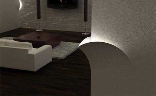 Фотография: Гостиная в стиле Современный, Декор интерьера, Освещение, Мебель и свет – фото на INMYROOM