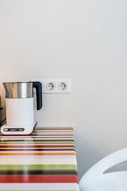 Фотография:  в стиле , Кухня и столовая, Интерьер комнат, Elle Decoration – фото на INMYROOM