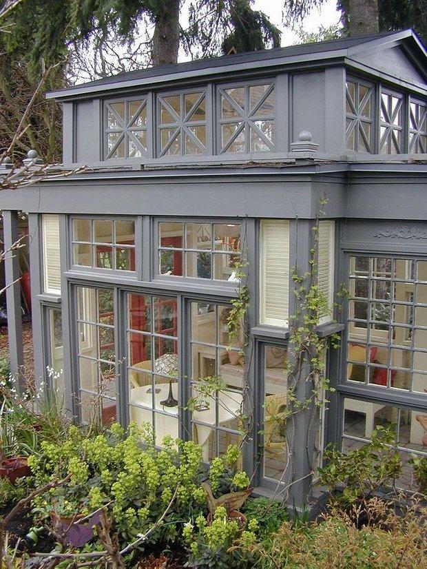 Фотография: Архитектура в стиле , Дом, Дома и квартиры, Дача – фото на INMYROOM