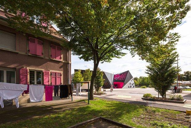Фотография:  в стиле Современный, Дома и квартиры, Городские места – фото на INMYROOM