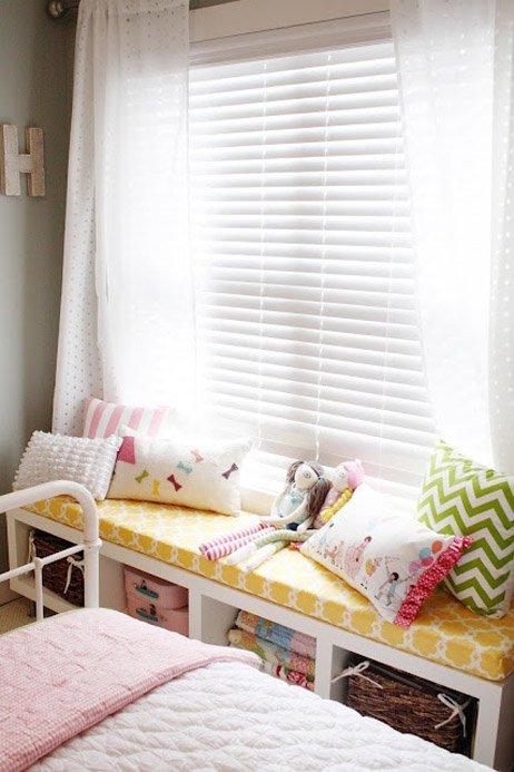 Фотография: Детская в стиле Современный, Интерьер комнат, Системы хранения – фото на INMYROOM