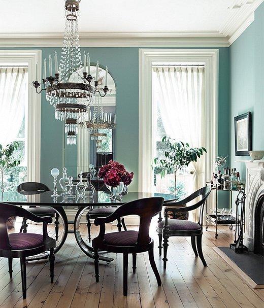 Фотография: Гостиная в стиле Классический, Декор интерьера, Аксессуары, Декор, Белый, Черный, Желтый, Серый, Бирюзовый – фото на INMYROOM