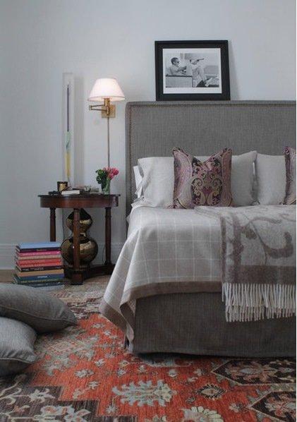 Фотография: Спальня в стиле Скандинавский, Дом, Дома и квартиры, Перепланировка, Переделка – фото на INMYROOM