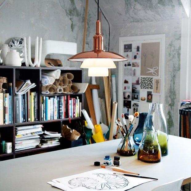 Фотография: Офис в стиле Лофт, Дом, Чердак, Мансарда – фото на InMyRoom.ru
