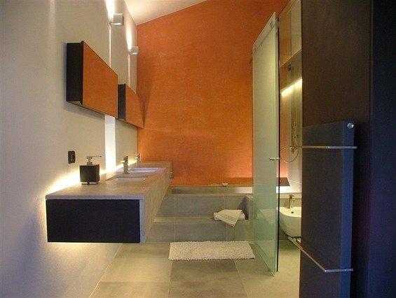 Фотография: Ванная в стиле Современный, Италия, Дома и квартиры, Городские места, Отель – фото на INMYROOM
