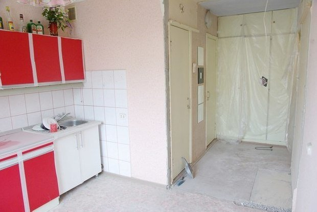 Фотография: Прочее в стиле , Малогабаритная квартира, Квартира, Индустрия, События – фото на INMYROOM