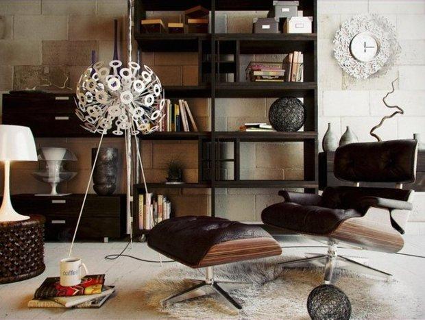 Фотография: Декор в стиле Современный, Эклектика, Стиль жизни, Советы, Торшер – фото на INMYROOM