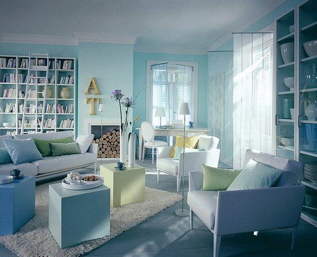 Фотография: Гостиная в стиле Современный, Декор интерьера, Декор, Советы – фото на INMYROOM