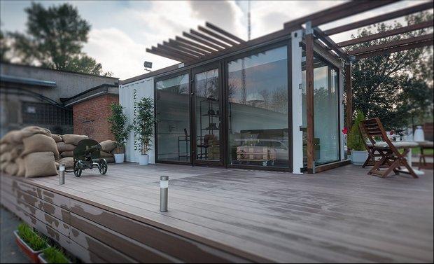 Фотография: Балкон, Терраса в стиле Современный, Дом, Дома и квартиры, IKEA – фото на INMYROOM