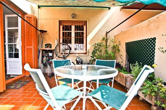 Фотография: Кухня и столовая в стиле Прованс и Кантри, Современный, Квартира, Дома и квартиры, Барселона – фото на INMYROOM
