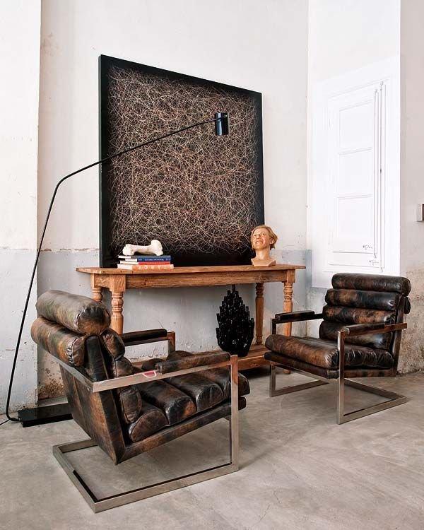 Фотография: Мебель и свет в стиле , Лофт, Эклектика, Декор интерьера, Швеция, Декор дома, Советы, Шебби-шик – фото на InMyRoom.ru