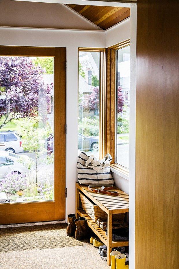 Фотография: Прихожая в стиле Современный, Кухня и столовая, Декор интерьера, Дом, США, Белый, Дом и дача, Более 90 метров, Сиэтл – фото на INMYROOM