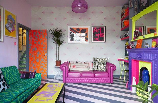 Фотография: Детская в стиле Эклектика, Декор интерьера, Квартира – фото на INMYROOM