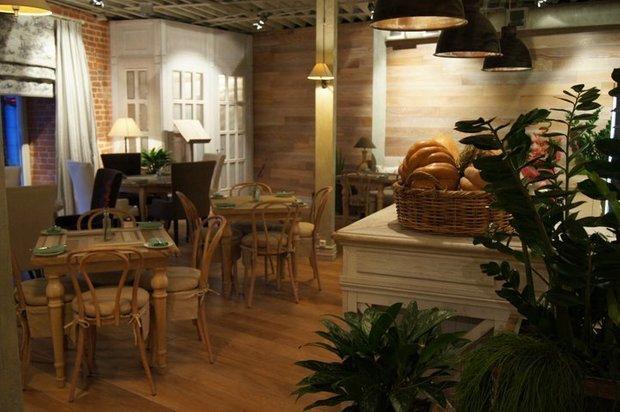 Фотография:  в стиле , Москва, Ресторан, Обзоры, Вегетарианская, Веганская, Интересное место, кафе – фото на INMYROOM