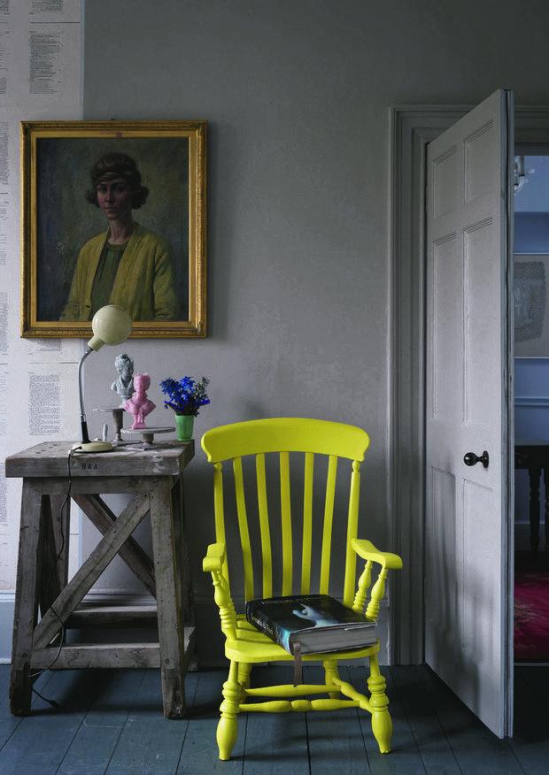 Фотография: Мебель и свет в стиле Скандинавский, Декор интерьера, Дизайн интерьера, Цвет в интерьере, Желтый – фото на INMYROOM