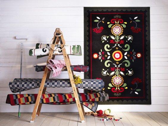 Фотография:  в стиле , Прованс и Кантри, Декор интерьера, Мебель и свет, Декор дома, Цвет в интерьере, IKEA, Посуда – фото на INMYROOM