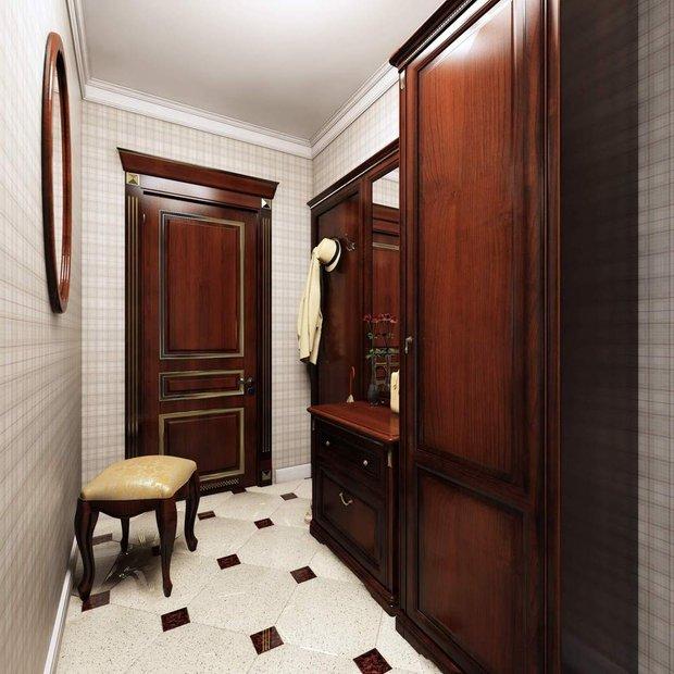 Фотография: Прихожая в стиле Классический, Квартира, Советы, Гид – фото на INMYROOM