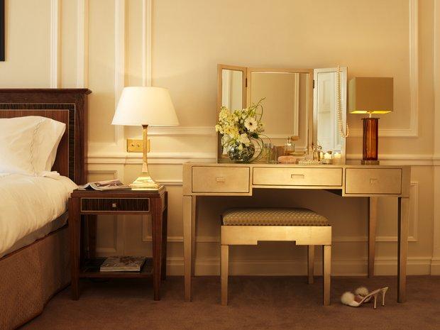Фотография: Спальня в стиле Эклектика, Интерьер комнат – фото на INMYROOM