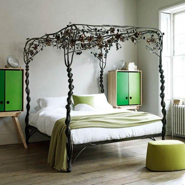 Фотография: Спальня в стиле Лофт, Интерьер комнат, Советы – фото на INMYROOM
