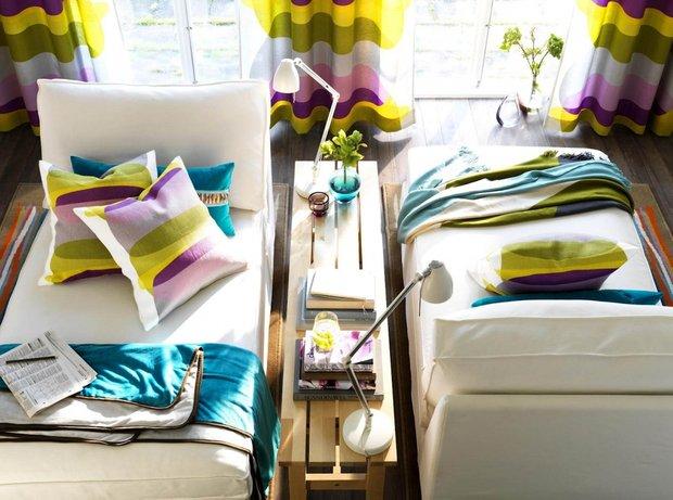Фотография: Спальня в стиле Современный, Дом, Дома и квартиры, Дача – фото на INMYROOM